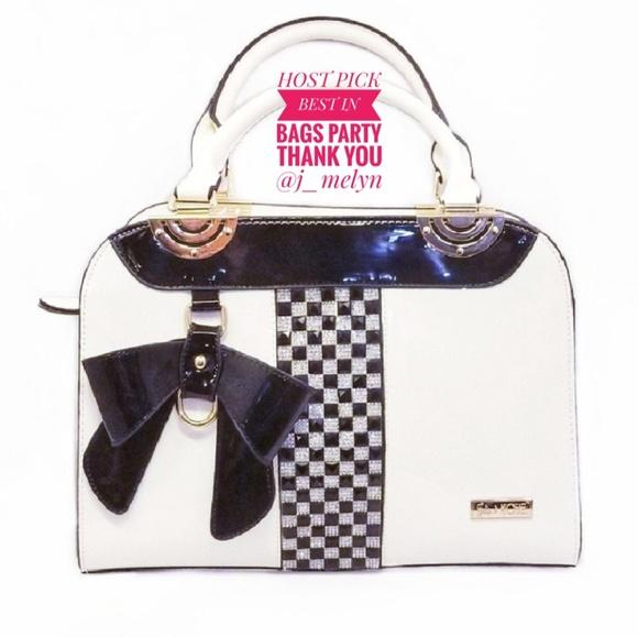 bd6c58213001 Julia & Michael Bags | 76 Price Drop Julia Michael Ivory Handbag ...